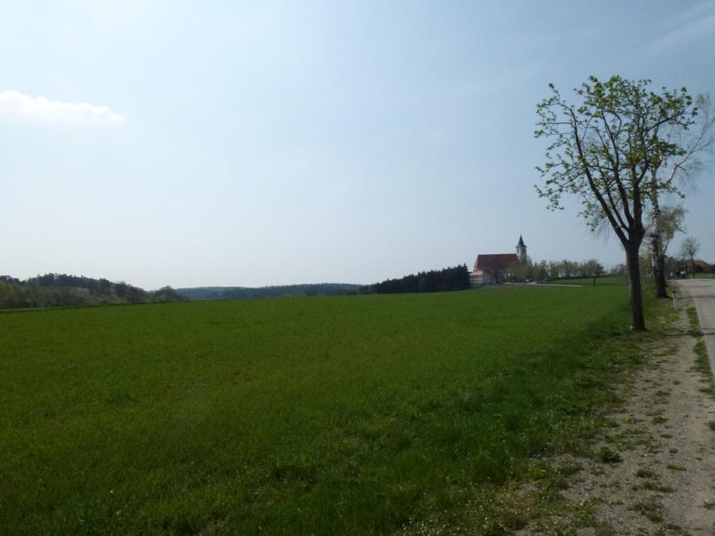 Durch das endlose Waldviertel im Kloster angekommen