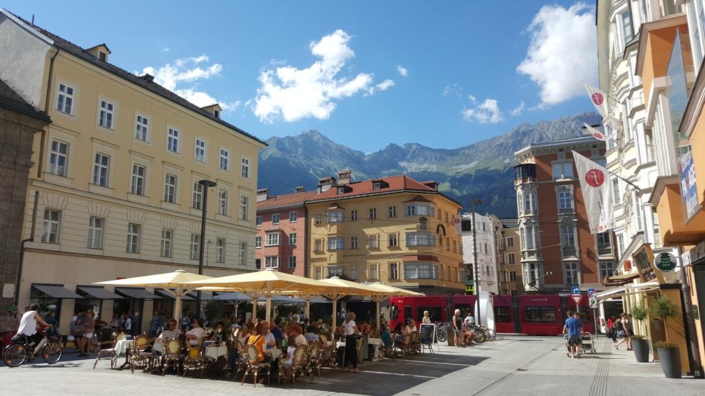 Maria Theresia Strasse Innsbruck