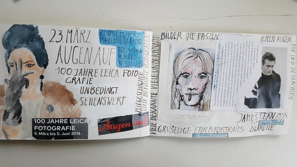 Die Leica Ausstellung im Kunstfoyer München