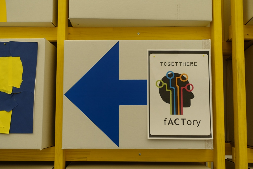 Projekt TOGETTHERE_fACTory